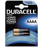 1aTTack.de® Batterie Alkali LR 61 (AAAA) 2er Blister Duracell LR 61 D (AAAA) 2-BL (MX2500) Duracell