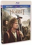 El Hobbit: Un Viaje Inesperado (DVD + BD + Copia Digital) [Blu-ray]