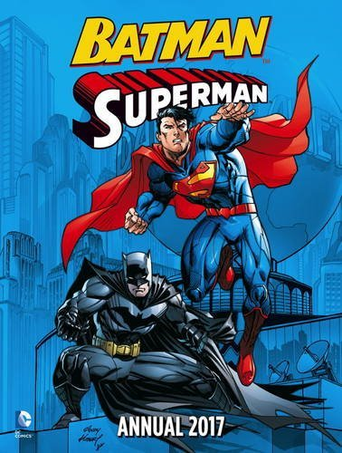 Batman Superman Annual 2017