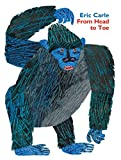 Best Eric Carle Classic Books For Children - From Head to Toe Padded Board Book Review