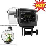 Lychee Fish Feeder Futterautomat AF-2009D - digital mit LCD-Anzeige