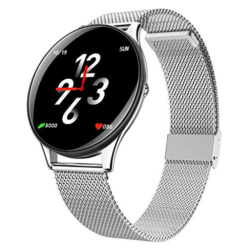 Andouy Bluetooth Smartwatch,Smart Watch Phone Touchscreen,Smart Orologio,Impermeabile Orologio Intelligente per Android Uomo Men Donna