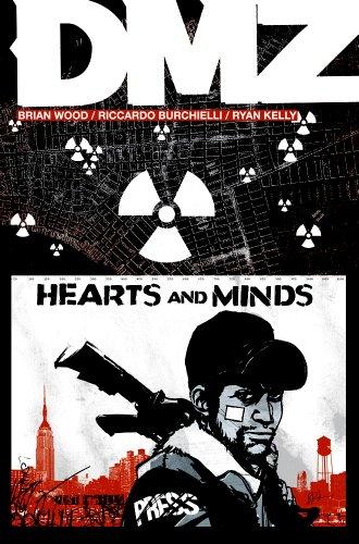 Dmz TP Vol 08 Hearts And Minds