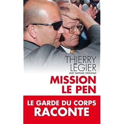 Mission Le Pen (TOUC.ESSAIS)