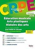 Education musicale, arts plastiques, histoire des arts : Epreuve orale d'admission CRPE
