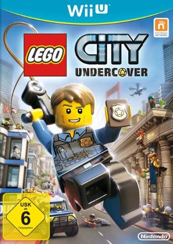 LEGO City Undercover - [Nintendo Wii U] City Undercover