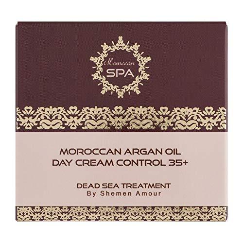 Crème de jour anti-rides Marocaine Control 35 + 50 ml