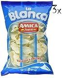 Amica Chips La Blanca Chips Patatine Kartoffelchips weiß 180g Kartoffel