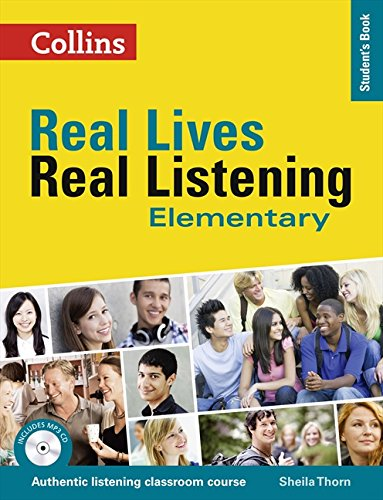 Real Lives Real. Real Listening. Elementary Level A2 (Real Lives, Real Listening)