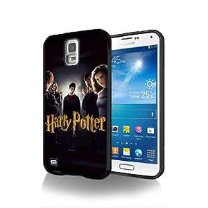 Case Schutzrahmen hülse Harry Potter HP03 Abdeckung für Sony Xperia Z2 Border Gummi Hartkunststoff Tasche Schwarz