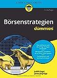 Börsenstrategien für Dummies - Judith Engst, Janne Jörg Kipp