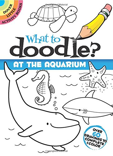 What to Doodle? at the Aquarium