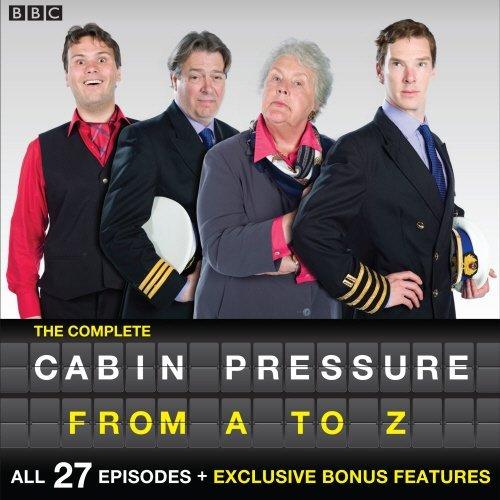 Cabin Pressure: A-Z: The BBC Radio 4 Airline Sitcom by John Finnemore (2015-02-05)
