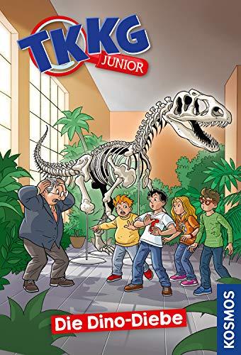 TKKG Junior, 8, Die Dino-Diebe