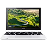 "Acer Chromebook R 11 CB5-132T-C0DF 1.6GHz N3050 11.6"" 1366 x 768Pixeles Pantalla táctil Negro, Color blanco - Ordenador portátil (Chromebook, Negro, Color blanco, Convertible (Carpeta), Education, N3050, Intel® Celeron®)"
