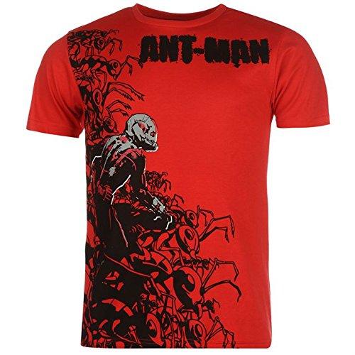 Marvel Ant Man -  T-shirt - Uomo rosso L