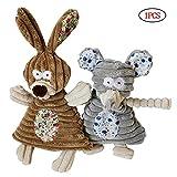 Beito Hundewelpen-Katze-Hund Chew Biss Spielzeug Und Zahnen Plüsch-Spielzeug