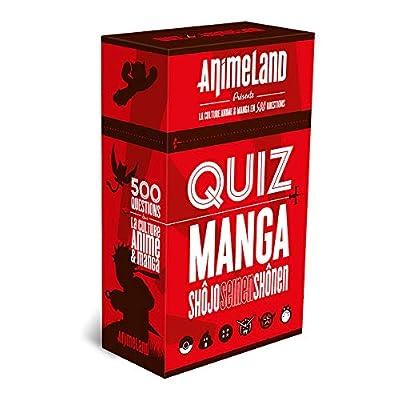 Quiz AnimeLand: La culture anime & manga en 500 questions
