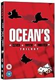 Ocean's Eleven/Ocean's Twelve/Ocean's Thirteen [DVD] [2007] by George Clooney