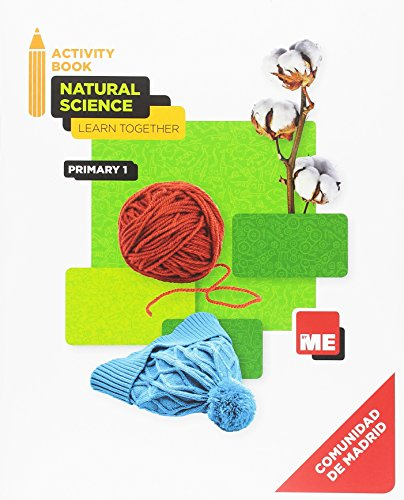Natural science 1 madrid workbook learn together (byme)
