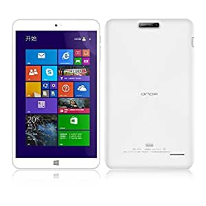 ONDA V820W 8.0''/8.0 Inch Multi-Point IPS Capacitive Screen 1280*800 Intel Z3735F Quad Core 1.33GHz Windows 8.1 Tablet PC 16GB/32GB ROM Dual Cameras 2.0MP Bluetooth 4.0 OTG HDMI Battery 4200mAh Tablet (32GB ROM, Standard)