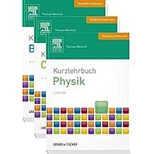 Paket KLB Biologie, Chemie, Physik (Kurzlehrbücher)