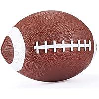 mi ji Pelota Inflable del apretón del rugbi del fútbol del Juguete de Las Bolas de los Deportes Mini para la Espuma