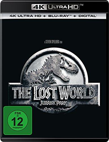 Vergessene Welt: Jurassic Park - Ultra HD Blu-ray [4K + Blu-ray Disc]