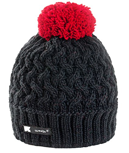 knitted-wolly-beanie-hat-style-skippy-batty-with-ponpon-mens-womens-winter-warm-ski-snowboard-hats-c