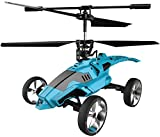 Saffire S5 Speed 3.5 Channel Helicopter, Blue