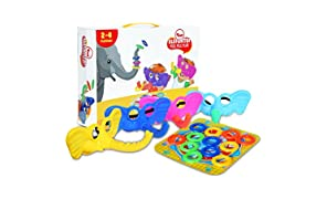 Toiing Elefuntoi Fun Hilarious Party Board Game and Toy for Kids