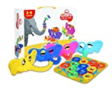 Best Games For 5 Year Olds - Toiing Elefuntoi Fun Hilarious Party Board Game Review