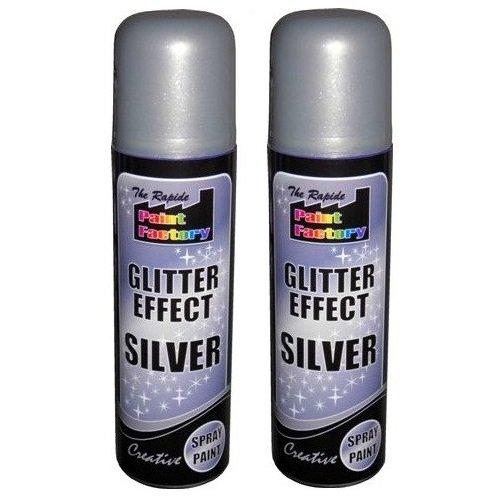crazygadgetar-glitter-effect-spray-paint-can-decorative-creative-crafts-art-diy-design-colour-2-silv