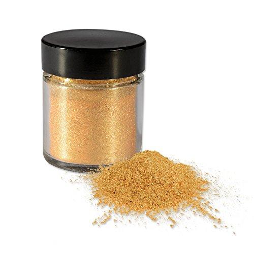 7g Lebensmittel - Puder Gold | Essbar | Zum Bemalen und Verzieren von Pralinen