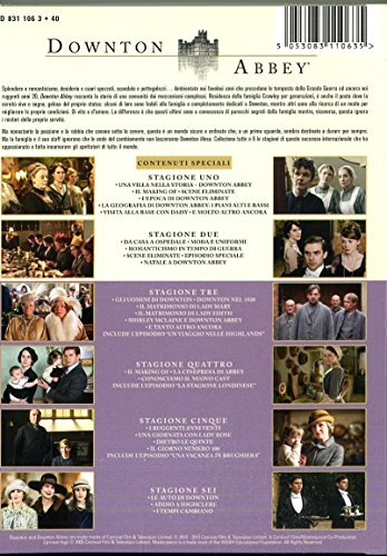 Downton-Abbey-La-Collezione-Completa-26-DVD