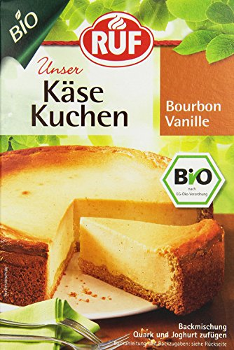 RUF Bio Käse Kuchen, 7er Pack (7 x 560 g) (Bio-käse)
