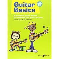 Guitar Basics: (Book/ECD) (Faber Edition)
