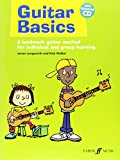 Best Guitar Instruction Books - Guitar Basics: (Book/ECD) (Faber Edition) Review