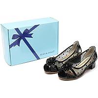 ELSA & ANNA® Ultimo Design Ragazze Buona qualità Principessa Regina delle Nevi Gelatina Partito Scarpe Sandali GLD13-SH