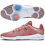 NIKE Damen Air Zoom Condition Trainer Bionic Sneaker, Mehrfarbig (Pink,Silver 001), 38.5 EU