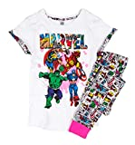 Marvel Comics Pyjamas Frauen Marvel Comics