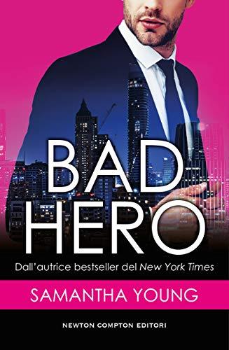 Bad Hero di [Young, Samantha]