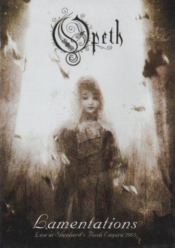 Preisvergleich Produktbild Opeth - Lamentations [UK Import]