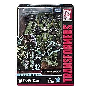 Transformers - Gen Studio Series Voyager Long Haul (Hasbro E4469ES0)