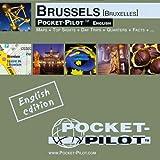 Pocket-Pilot Brussels: Einzelkarten: Zentrum, Großraum & Region - Öffentliche Verkehrsmittel - Sehenswürdigkeiten - Ausflüge - Wissenswertes - Klima - und vieles mehr. Englische Ausgabe