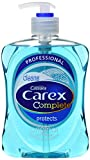CAREX 604021 Liquid Hand Soap, 500 mL