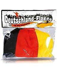 Außenspiegelflagge DEUTSCHLAND im Doppelpack WM/ EM - zeig es allen!