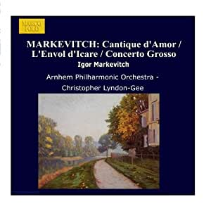 Markevitch: Complete Orchestral Music Vol.2