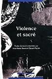 Eidôlon, N° 96 : Violence et sacré