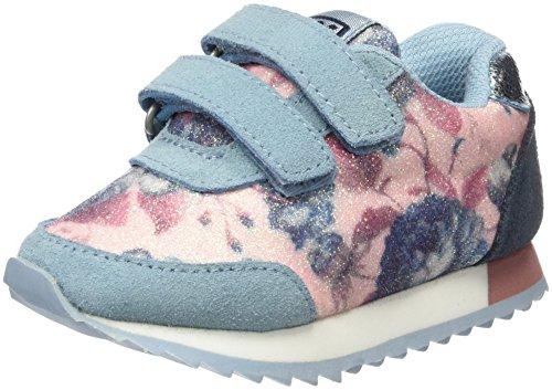 Gioseppo OLSSEN - Zapatillas para niñas, color azul, talla 25